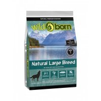 Trockenfutter Wildborn Natural Large Breed
