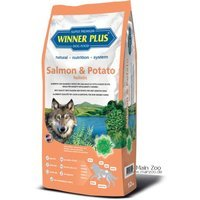 Trockenfutter Winner Plus Holistic Salmon & Potato