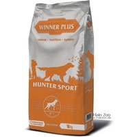 Trockenfutter Winner Plus Hunter Sport