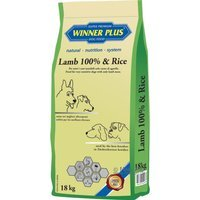 Trockenfutter Winner Plus Lamb 100% & Rice