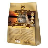 Trockenfutter Wolfsblut Wild Duck Senior
